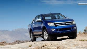Mountain Ford 2011 Ford Ranger Wildtrak On Mountain Wallpaper