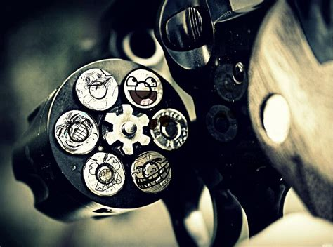 bullet for my the top meme faces cool bullets gun revolver best sale classical