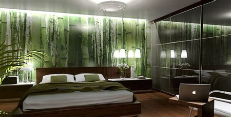 refreshing green bedroom designs home design lover