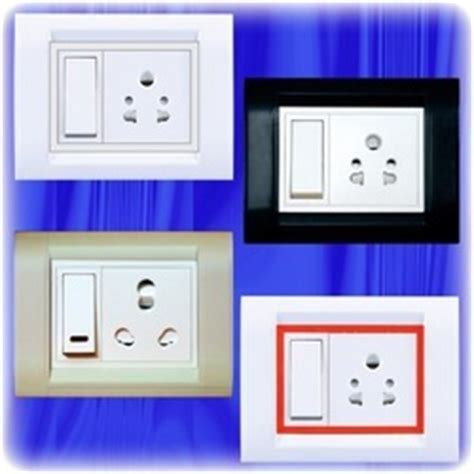electric switches company electrical switches modular electrical switches manufacturer from mumbai