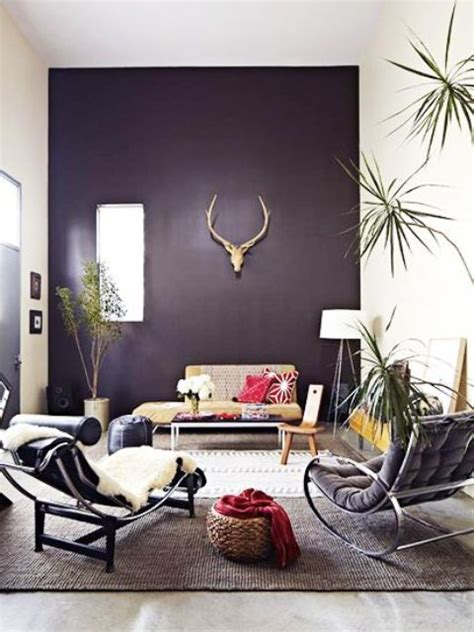 accent walls living room color passion 30 bold painted accent walls digsdigs