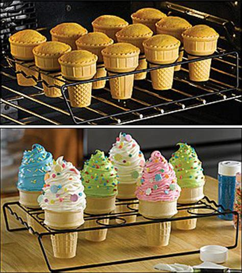 Cupcake Cone Baking Rack by Potluck A Free Tool For Coordinating Meals For Groups