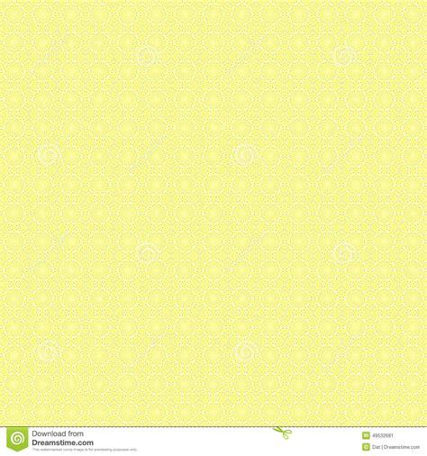 light yellow pattern wallpaper light yellow simple seamless pattern stock illustration