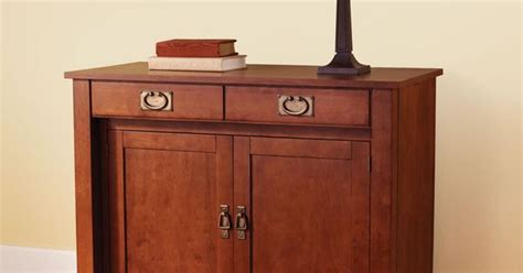 expanding dining table hutch the expanding dining table hutch hammacher schlemmer