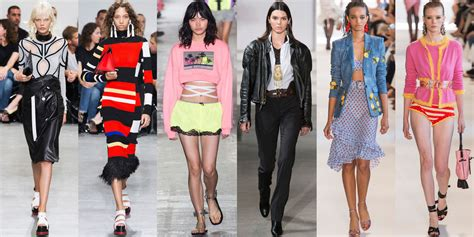 trends in 2017 spring 2017 fashion trends from nyfw spring 2017 runway