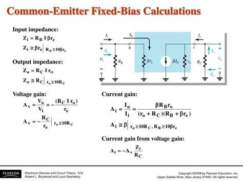 fixed bias or base resistor method fixed bias or base resistor method 28 images methods of biasing aircraft maintenance