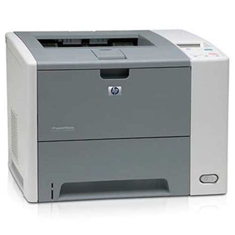 hp laserjet p3005n p3005 usb network printer q7814a