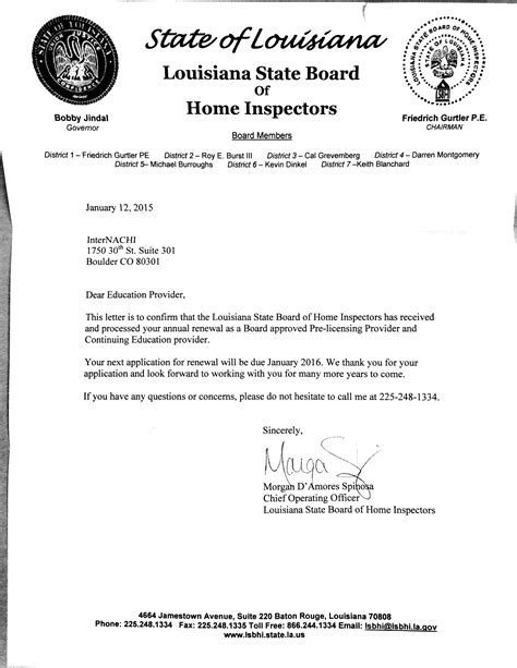 Louisiana State Plumbing Code by How To Become A Certified Home Inspector In Louisiana