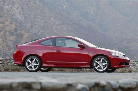 old car manuals online 2005 acura rsx on board diagnostic system red 2005 acura rsx right side car photo old and new car pictures
