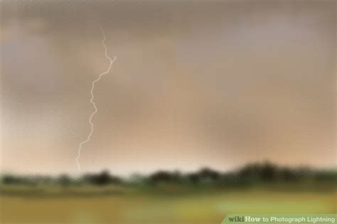 Lightening Step 3 how to photograph lightning 12 steps with pictures wikihow