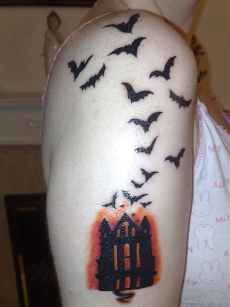 flying bat tattoo designs bat tattoos designs pictures page 10