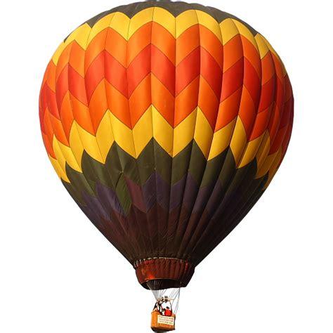 Immediate entourage hot air balloon