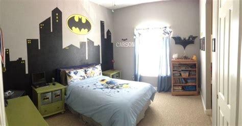 batman themed bedroom batman themed bedroom kid o s nursery room pinterest