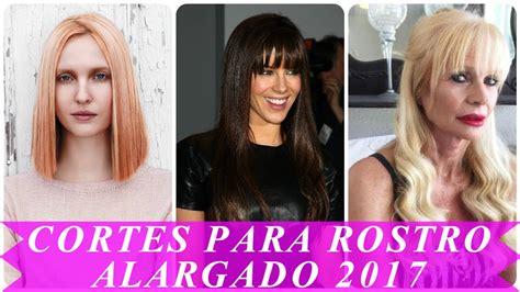 cortes de pelo para cara alargada cortes de pelo mujer cara alargada 2017 youtube