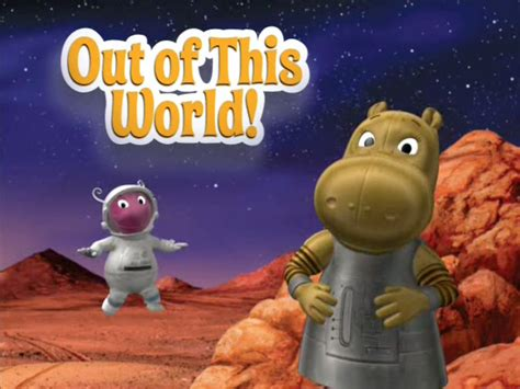Backyardigans Operation Elephant Drop Image Out Of This World Png The Backyardigans Wiki