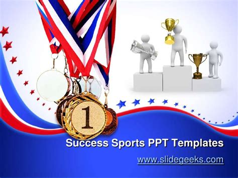 free sport powerpoint templates success sports ppt templates