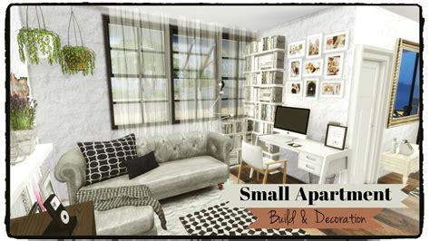1 Bedroom Apartment Design Ideas sims 4 small apartment dinha