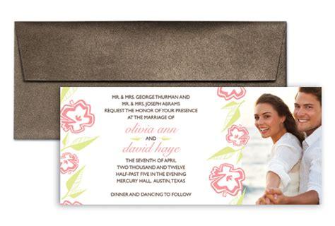 photo template microsoft word wedding invitation