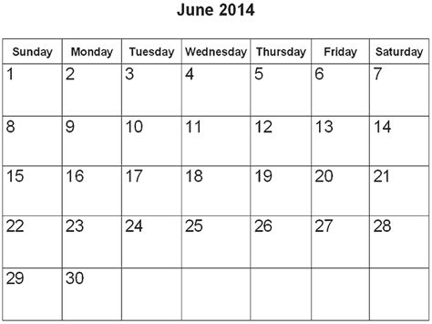 2014 June Calendar Search Results For June Calendar 2013 The Calendar Spot