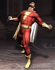 Captain Marvel Shazam Captain Marvel