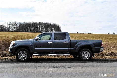 2015 Toyota Tacoma Review 2015 Toyota Tacoma 4x4 Limited Review