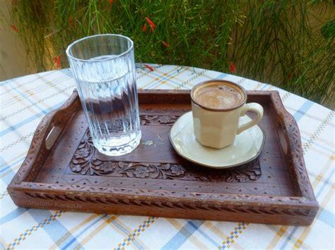 greek coffee aristotle greek tourist guide