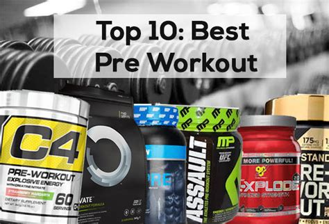 best pre workout top 10 best pre workout supplements 2018 plus