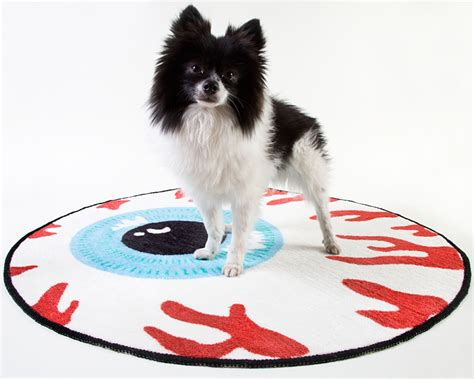 mishka keep rug mishka keep eyeball rug