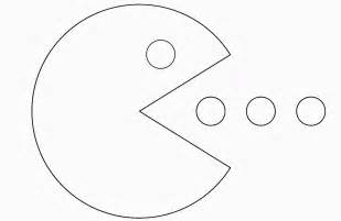 pac man coloring pages coloringsuite com