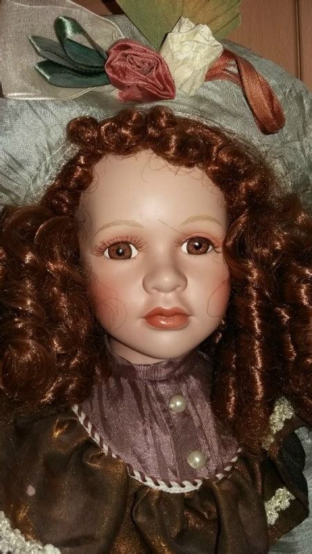 porcelain doll markings identifying a porcelain doll thriftyfun