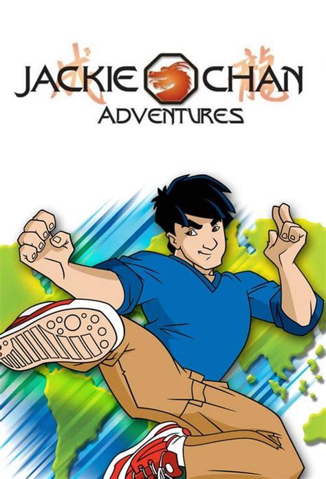 jackie chan cartoon show jackie chan adventures tv series 2000 2005 the movie