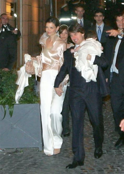 Tom Cruise Grows In Wedding Photo by Tom Cruise In Cruise S Pre Wedding Dinner Zimbio