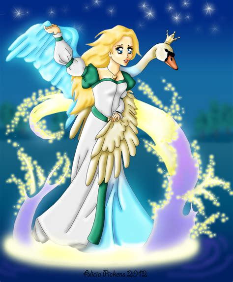 Swan Princess - odette swan princess fan 32704080 fanpop
