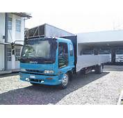 Isuzu Forward Giga Dropside Truck  East Pacific Motors