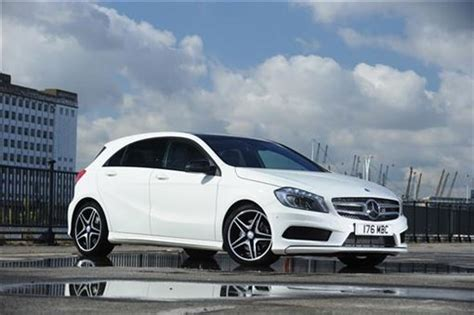 Mercedes Benz A Class A200 CDI BlueEFF AMG Sport (Map