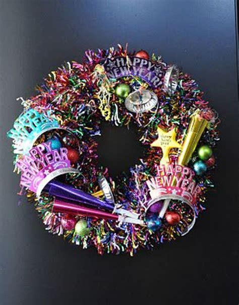 new year wreath 10 cool new year wreath ideas https interioridea net