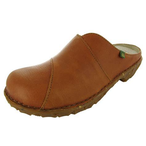 clog shoes el naturalista womens n109 iggdrasil leather clog shoes ebay