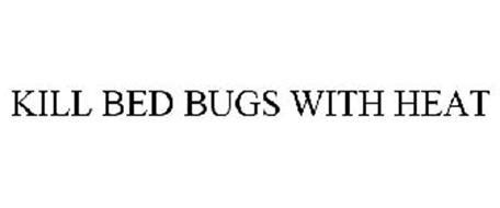 kill bed bugs with heat trademark of thermapure inc