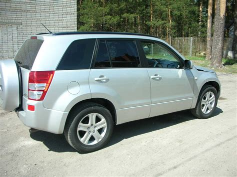 Problems With Suzuki Grand Vitara Used 2008 Suzuki Grand Vitara Photos 2000cc Gasoline