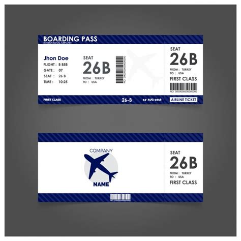 plane ticket invitation template free futureclim info