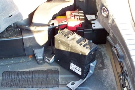 Battery For Toyota Prius 12 Volt Prius Battery Location Get Free Image About