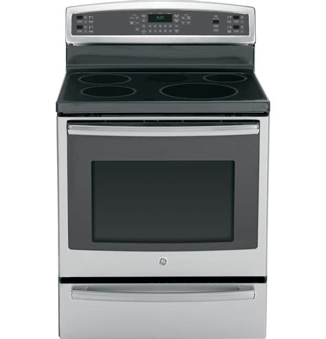 Ge Profile Microwave Drawer by Ge Profile Series 30 Quot Free Standing Induction And Convection Range With Warming Drawer
