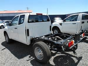 Isuzu Dmax Cab Chassis 2014 Isuzu D Max Cab Chassis Ute This Is A Brand New