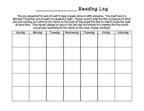 free printable reading log with genre monthly reading log calendar rubric genre code guide