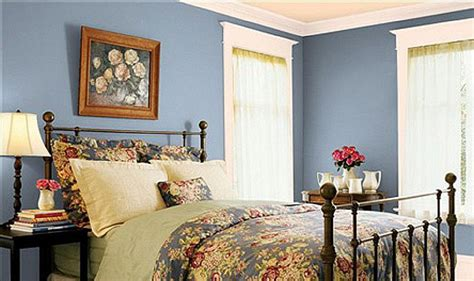 paint colors for vintage bedroom the 10 best blue paint colors for the bedroom