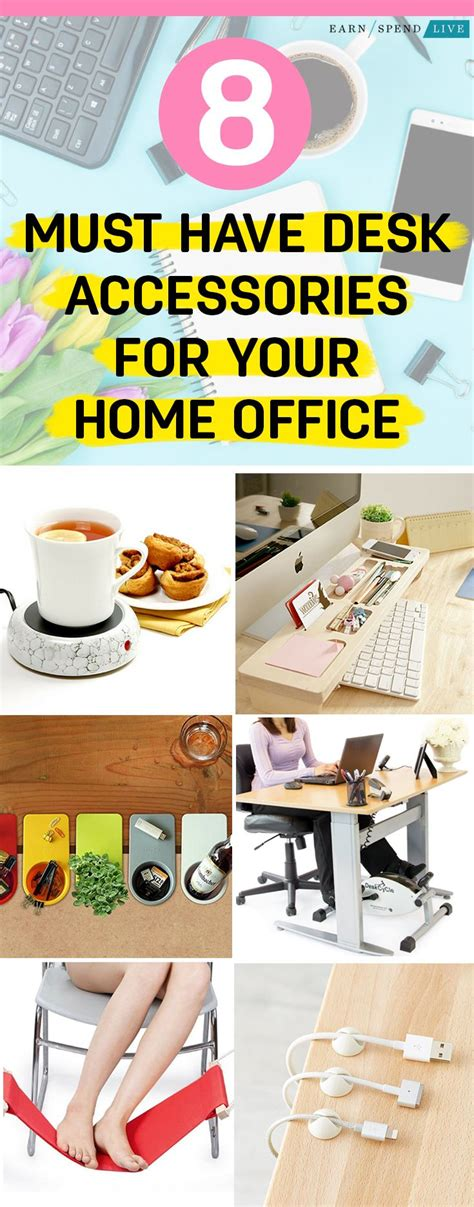 must desk accessories 8 must desk accessories for your home office my