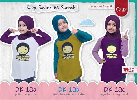 kaos senyum itu ibadah kaos dhikr model 12 keep smile is sunnah busana