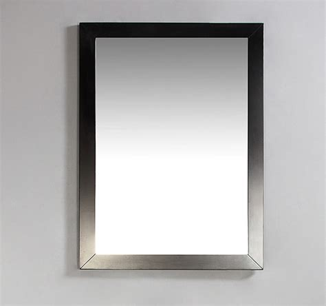 new 22 x 30 espresso brown bath vanity decor mirror