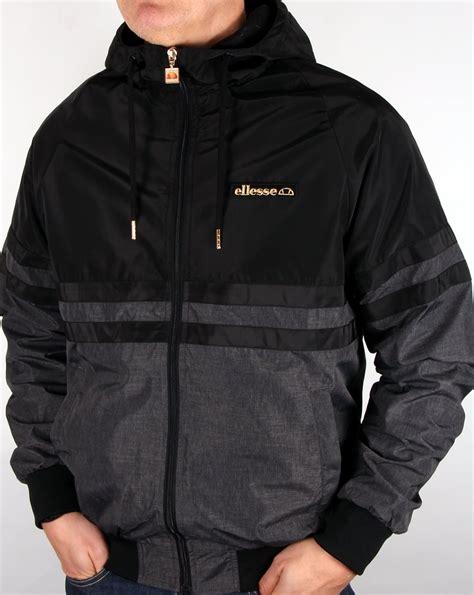 Kickers Casual Black Grey ellesse nazzaro jacket black grey s hooded track