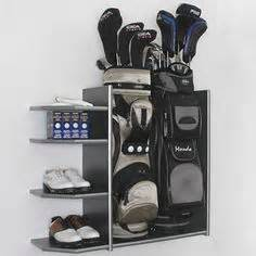 Golf Club Storage Garage by 1000 Images About Golf Storage On Golf Clubs